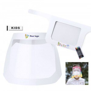 Kids Face Shield Binky