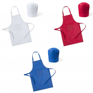 Children apron set