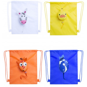 Foldable Drawstring Bag Kissa