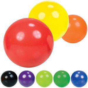 Shiny stress balls