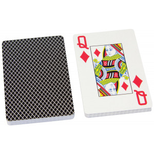 Regency playing card set