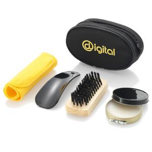 Shoe polish kit