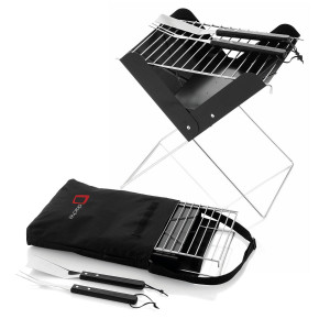Foldable BBQ set