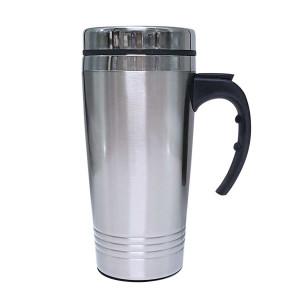 Metro Stainless Steel Thermal Mug