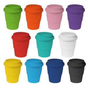 11oz/320ml Plastic Karma Kup Plastic Aura Lid
