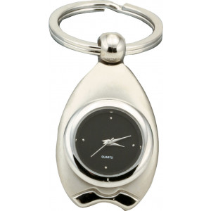Olivia clock key ring