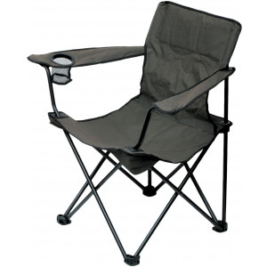 Executive folding chair