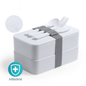 ANTIBACTERIAL LUNCH BOX FANDEX