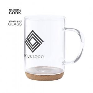 Hindras Glass Mug