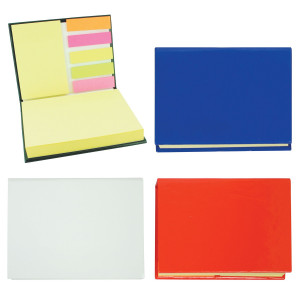 Multi marker note pad