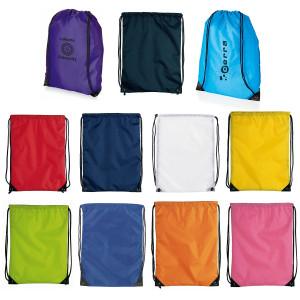 Premium back sack