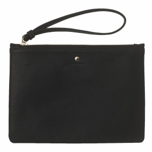 Clutch bag Beaubourg Black