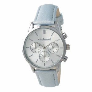 Chronograph Madeleine Light Blue