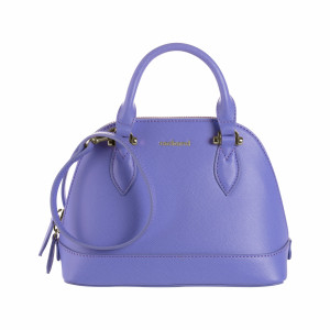 Bowling bag small Hortense Bright Blue