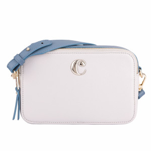 Camera bag Garance Light Grey