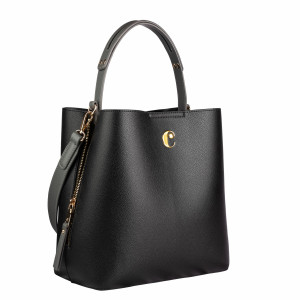 Bucket bag Garance Black