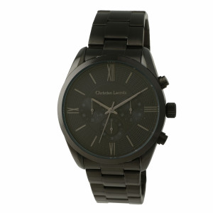 Chronograph Textum Black
