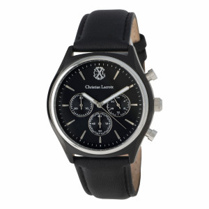Chronograph More Black