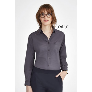 BUSINESS WOMEN'S -  LONG SLEEVE SHIRT