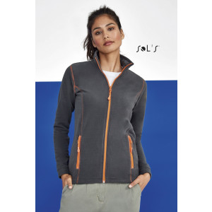 NOVA WOMEN'S MICRO FLEECE ZIPPED JACKET