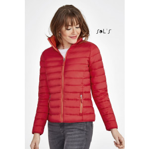 RIDE WOMEN'S LIGHT PADDED JACKET