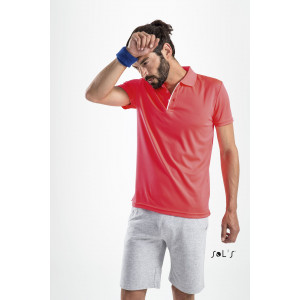 PERFORMER MEN'S SPORTS POLO SHIRT