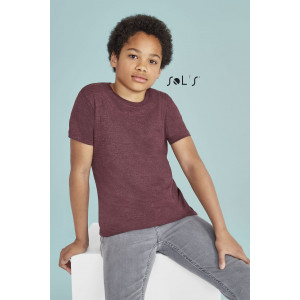 REGENT FIT KIDS ROUND NECK T-SHIRT