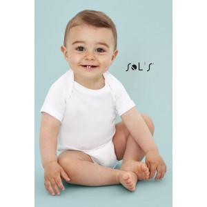 ORGANIC BAMBINO BABY BODYSUIT