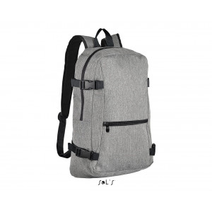 WALL STREET 600D POLYESTER BACKPACK