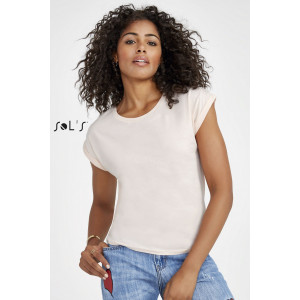 MELBA WOMEN'S ROUND NECK T-SHIRT