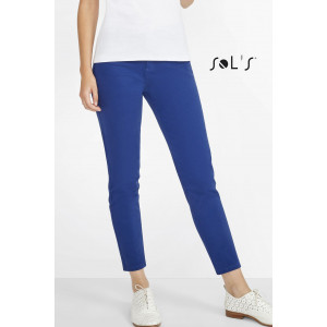 JULES WOMEN'S 7/8 CHINO TROUSERS