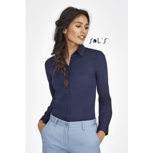 BLAKE WOMEN'S - LONG SLEEVE STRETCH SHIRT