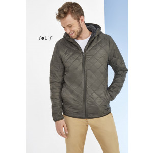 ROVER UNISEX HOODED PADDED JACKET