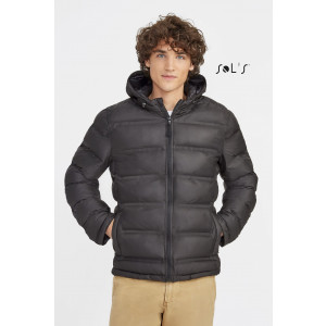 RIDLEY MEN'S HEAT-SEALED PADDED JACKET