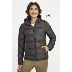RIDLEY WOMEN'S HEAT-SEALED PADDED JACKET