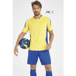 MARACANA 2 SSL ADULTS' FINELY WORKED SHORT SLEEVE SHIRT