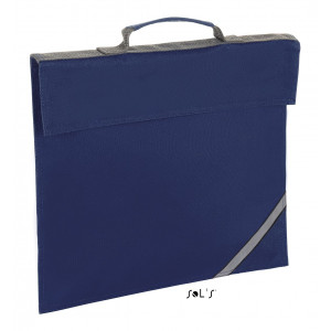 OXFORD 600D POLYESTER BRIEFCASE WITH REFLECTIVE STRIP