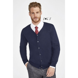 GRIFFITH MEN'S V-NECK CARDIGAN