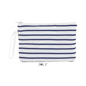 AURORA STRIPED JERSEY CASE