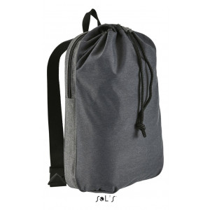 UPTOWN DUAL MATERIAL BACKPACK
