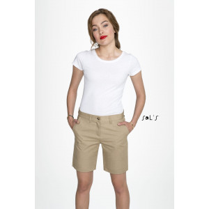 JASPER WOMEN'S CHINO SHORTS