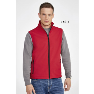 RACE MEN'S SOFTSHELL BODYWARMER