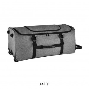 GLOBE TROTTER 79 LARGE TROLLEY SUITCASE