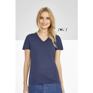 IMPERIAL V WOMEN'S V-NECK T-SHIRT