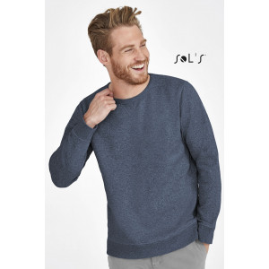 SULLY UNISEX ROUND-NECK SWEATSHIRT