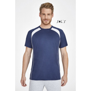 MATCH MEN'S TWO COLOUR T-SHIRT
