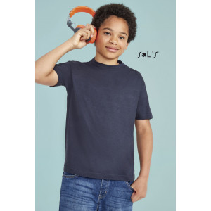 REGENT KIDS ROUND NECK T-SHIRT