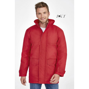 RECORD UNISEX FLEECE LINED PADDED PARKA