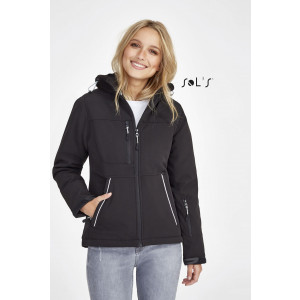 ROCK WOMEN'S WINTER SOFTSHELL JACKET