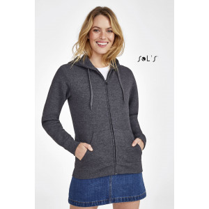 SEVEN WOMEN'S JACKET WITH LINED HOOD